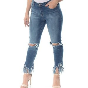 William Rast Distressed Jeans 8
